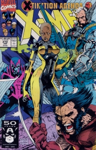 Uncanny X-Men #272 - The Third Act Begins!