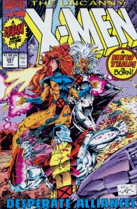 Uncanny X-Men #281 - Other Side of the Coin!